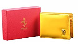 Men's Wallet Yellow