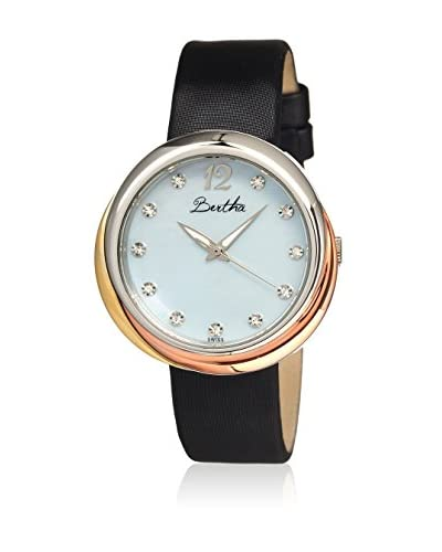 Bertha Reloj con movimiento cuarzo suizo Jean  39 mm
