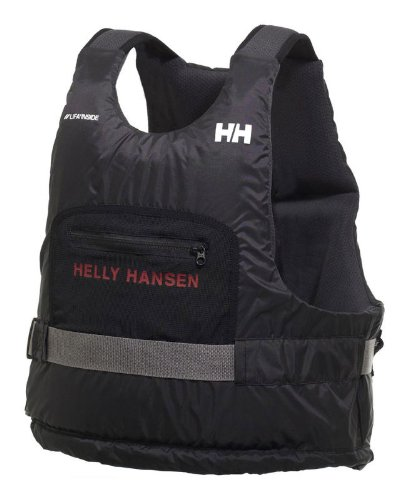 Helly Hansen Rider + Buoyancy Aid - Ebony, 40/50 Kg