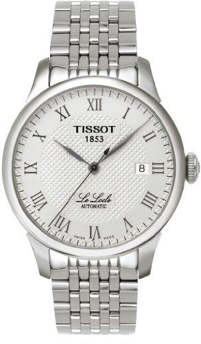 海淘 Tissot 天梭 Le Locle  经典力洛克系列 男士机械腕表 T41148333