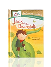 First Readers Jack & The Beanstalk Story Book