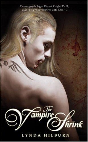 Image of The Vampire Shrink (Kismet Knight, Vampire Psychologist series)