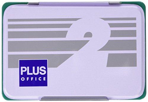 office-plus-02-tamponi-di-inchiostro-no-80-x-120-mm-colore-verde