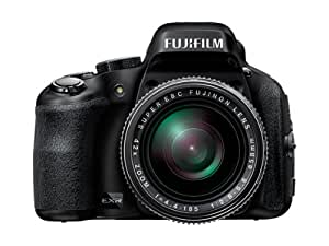 Fujifilm FinePix HS50EXR 16MP Point and Shoot Camera (Black) with 42x Optical Zoom