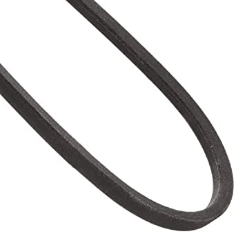 "Goodyear Engineered Products Fractional Horsepower V-Belt, 3L Profile, Cogged, 0.38"" Width"