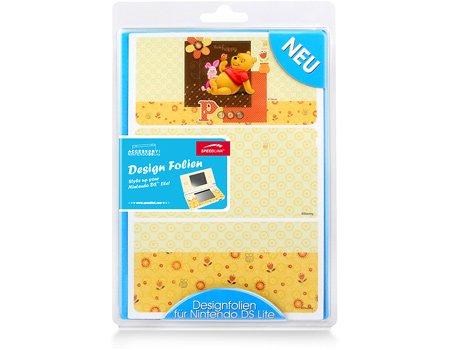 Nintendo DS Lite - Coversticker Pooh & Piglet, Think happy, Nintendo DS