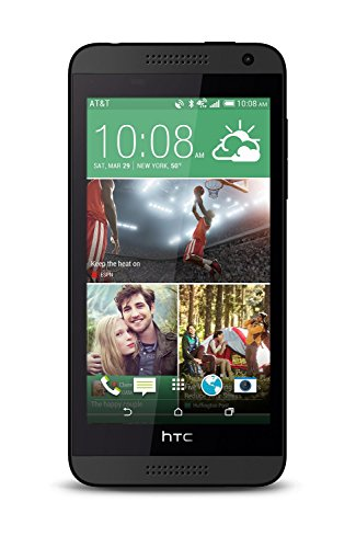 HTC Desire 610 8GB Unlocked GSM 4G LTE Quad-Core Android Smartphone (Certified Refurbished)