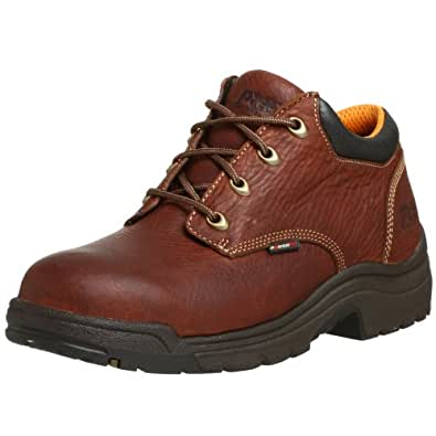Timberland PRO Men's 47015 Titan Soft-Toe Lace-Up,Haystack Brown,7 M