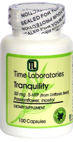 Tranquility 50 mg Capsules (100)