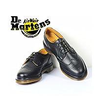 Dr.Martens ドクターマーチン 3989 5ホールブーツ 黒 牛革 [並行輸入品]