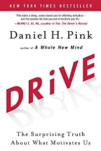 "Cover of ""Drive: The Surprising Truth Abo..."