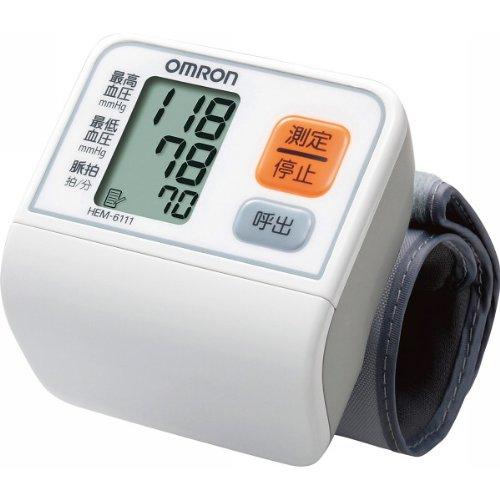 Omron Automatic Digital Blood Pressure Monitor [HEM-6111]...