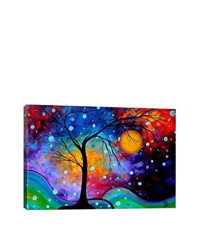 Megan Duncanson Winter Sparkle Canvas Print, Multi, 18″ x 26″