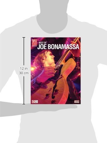 Bonamassa Joe Best of Guitar Tab