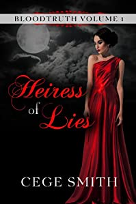 Heiress Of Lies by Cege Smith ebook deal