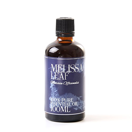 Olio essenziale Foglie di Melissa-100-100% puro ml