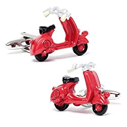 Cufflinks Inc Red Scooter Cufflinks (PSN206)
