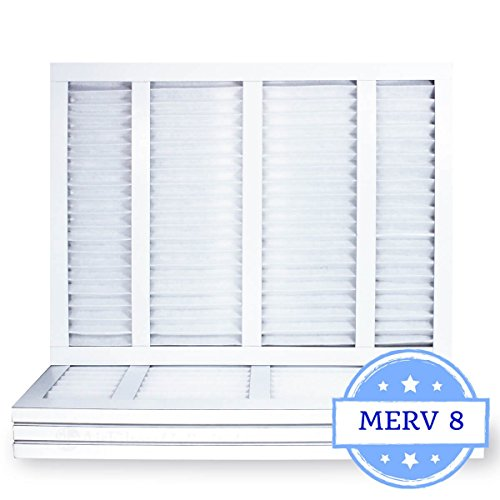 16-3/8x21-1/2x1 Air Filter, Pleated, MERV 8 (Case of 4) Fits Listed Models of Carrier, Bryant & Payne (16 1 2 X 21 1 2 X 1 Air Filter compare prices)