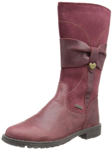 Ferdinand Richter Girls Lina 1 Port Boots 4751-221-7400 9.5 UK Child, 27 EU