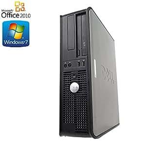 【Microsoft Office2010搭載】【Win7 搭載】DELL 755/新Core 2 Duo 3.0GHz/メモリ4GB/HDD500GB/DVDスーパーマルチ/中古デスクトップパソコン