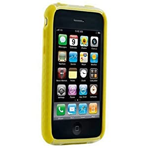 Technocel IPH3G05YLW Otterbox commuter TL Case for Iphone 3G, 3GS (Yellow)