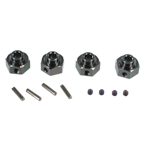 Redcat Racing Aluminum Wheel Hex with Pins - 1