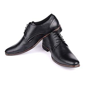 Walker Styleways Exclusive Epic Black Derby shoes