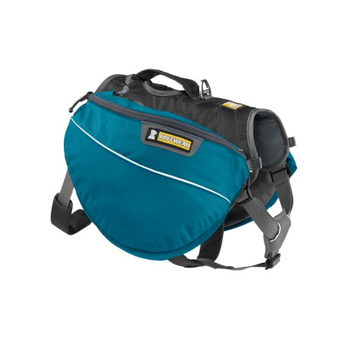 Ruffwear Approach Dog Backpack, X-Small, Pacific Blue