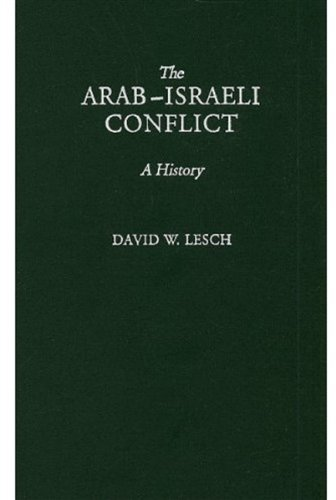 a history of the arab israeli conflict The arab-israeli conflict, it seemed, might bring the world to the brink of nuclear war, either through deliberate escalation or misunderstanding of the other superpower's intentions washington warned sadat on 25 october that the us would pull out of peace talks if egypt accepted soviet peacekeepers.
