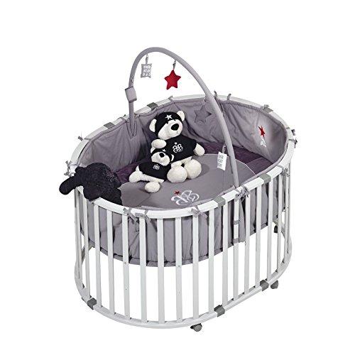 roba 0210 RS1 – Laufgitter inklusive Spielbogen Rock Star Baby günstig online kaufen