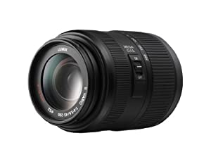 Panasonic 45-200mm F/4.0-5.6 Lumix G Vario Mega Ois Zoom Micro Four Thirds Lens For Panasonic And Olympus Micro Four Thirds Cameras