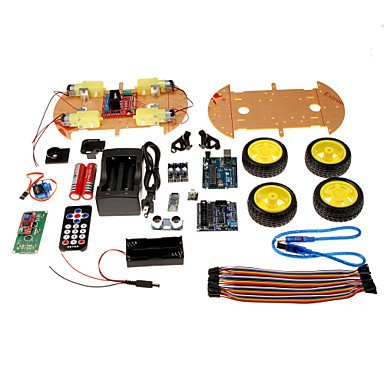 Commoon Bluetooth Multifunctional Car Kits For Arduino (With 1602 Lcd Display)