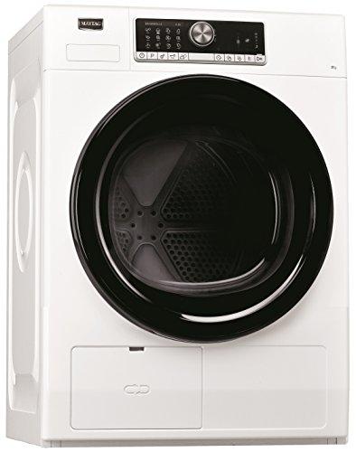 maytag-8kg-condenser-tumble-dryer-in-white-hmmr80530-heat-pump-technology