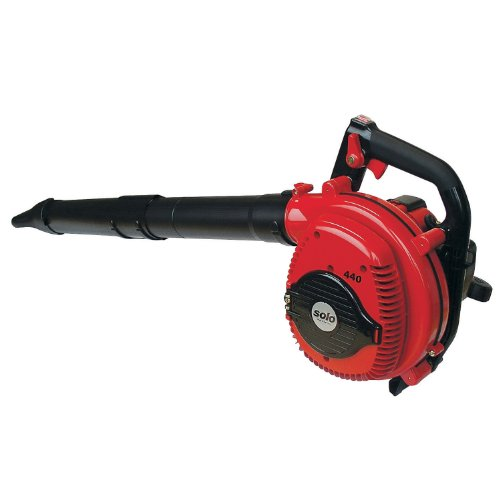 Solo 440 29cc 1.47 HP 2-Stroke Gas Powered Commercial Grade Handheld Blower
