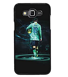 PrintDhaba Sports D-5298 Back Case Cover for SAMSUNG GALAXY GRAND 3 (Multi-Coloured)