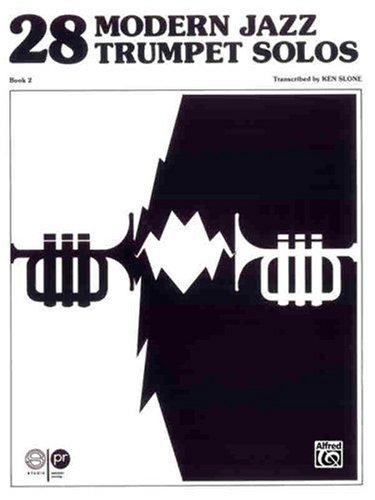 28 Modern Jazz Trumpet Solos: Book 2