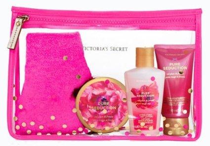7b65fde65d Victoria s Secret Let s Get Cozy Bedtime Beauty Kit in Pure Seduction