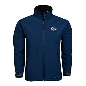 George Washington Navy Softshell Jacket 'GW' - Small