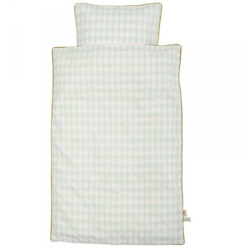 Harlequin Bedding – Mint – Junior
