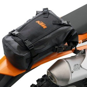 NEW KTM UNIVERSAL WATER PROOF REAR BAG EXC XC SX SXF SXS EXC 78112978000 (Ktm Rear Fender Bag compare prices)