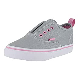 VANS Toddlers Authentic V High Rise Pop Prism Pink Toddler 10