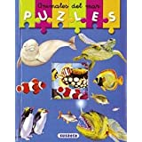 Animales Del Mar (Puzles) (Mi Primer Libro De Puzles)