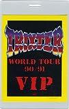 Trixter 1990-91 World Tour Laminated Backstage Pass VIP