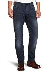 J.C. Rags Men's Scratched Twill Pant