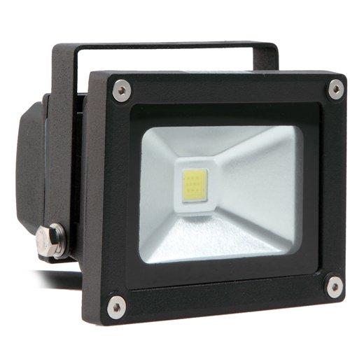 le 10w outdoor led flood light security light 100w halogen bulb. Black Bedroom Furniture Sets. Home Design Ideas