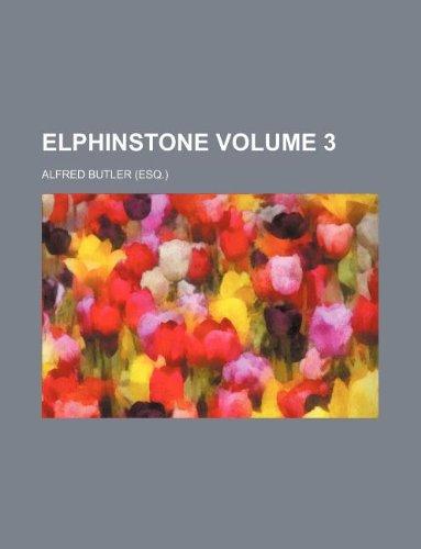 Elphinstone Volume 3
