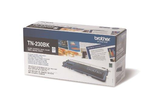 Brother TN-230BK Tonerpatrone (2200 Seiten) schwarz für HL-3040CN
