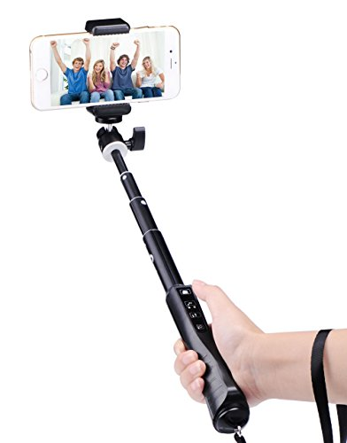 Find Cheap Extendable Selfie Stick - Cootree® KS-01 Bluetooth Selfie Pole / Self Shooting Monopod w...