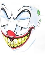 SkulSkinz Adjustable Velcro Reversible Face Mask