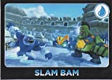 Skylanders Giants No. 036 SLAM BAM - Power Screen Shot Individual Trading Card